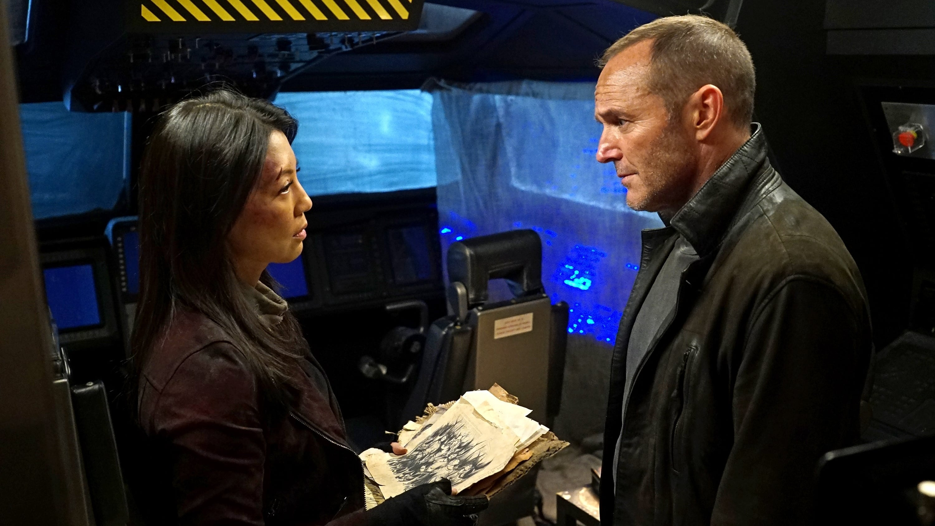 Marvel's Agents of S.H.I.E.L.D. Season 5 :Episode 9  Best Laid Plans