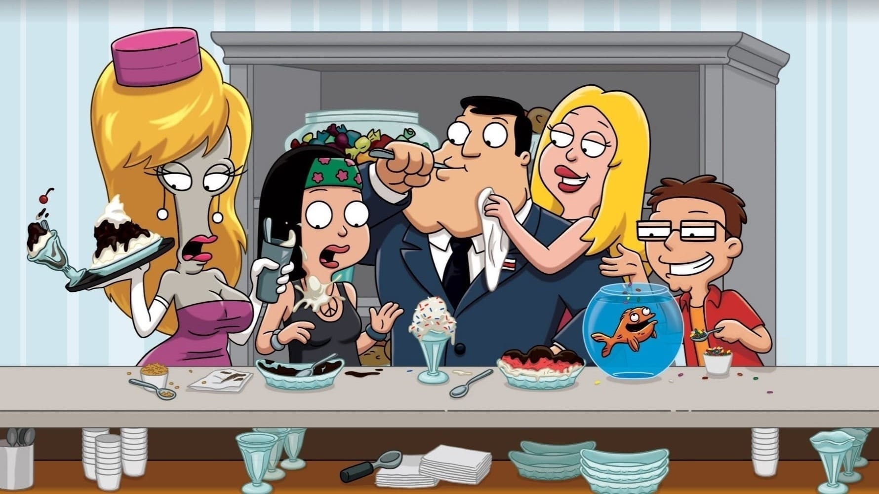 American Dad - Staffel 17