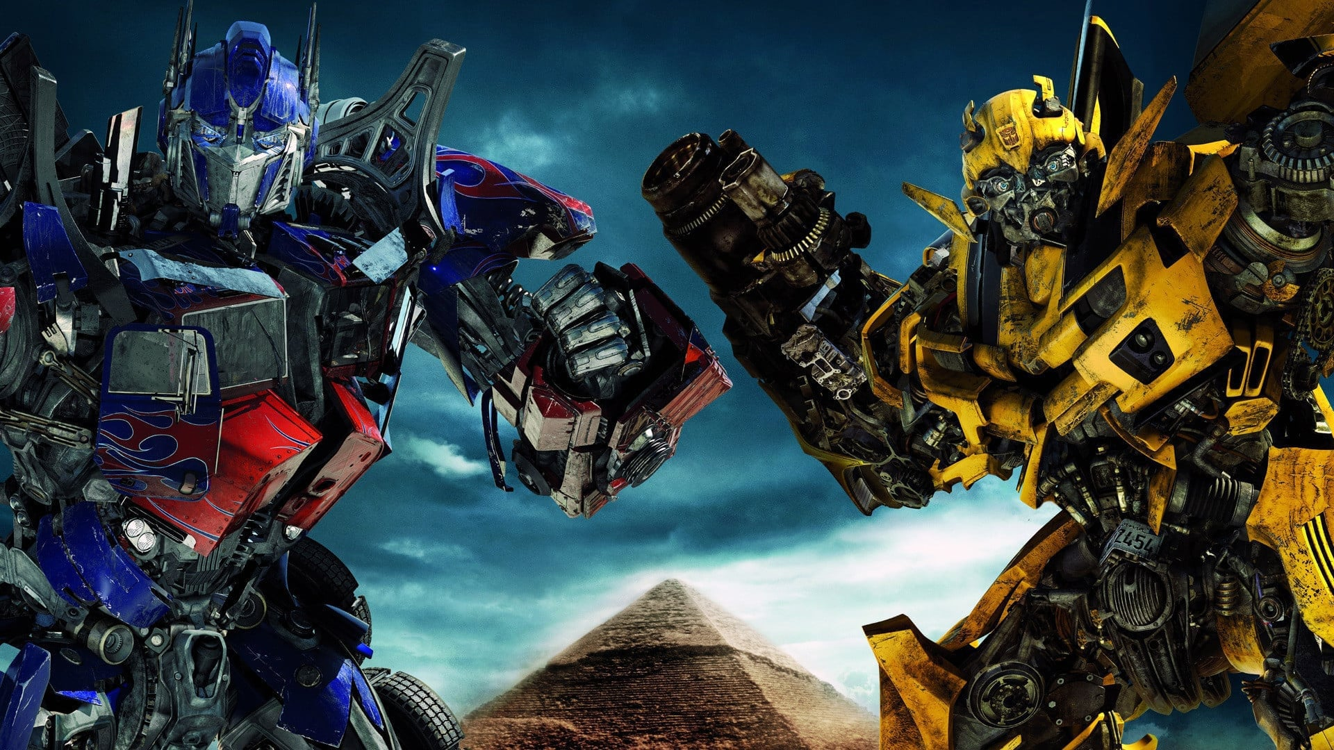 Filmszene aus Transformers - Die Rache