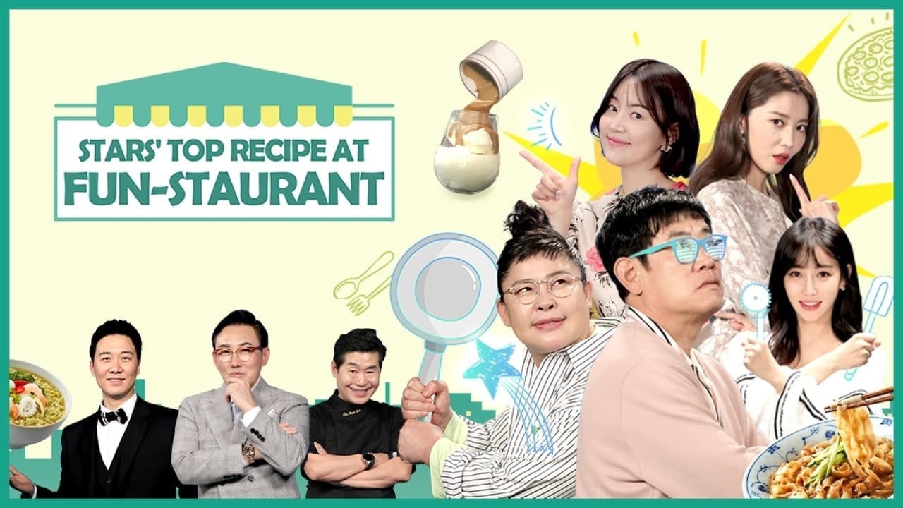 Stars' Top Recipe at Fun-staurant