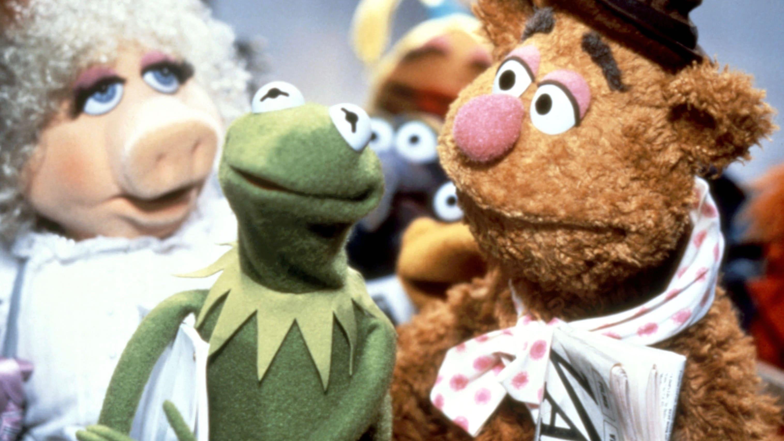 The Muppets Take Manha...