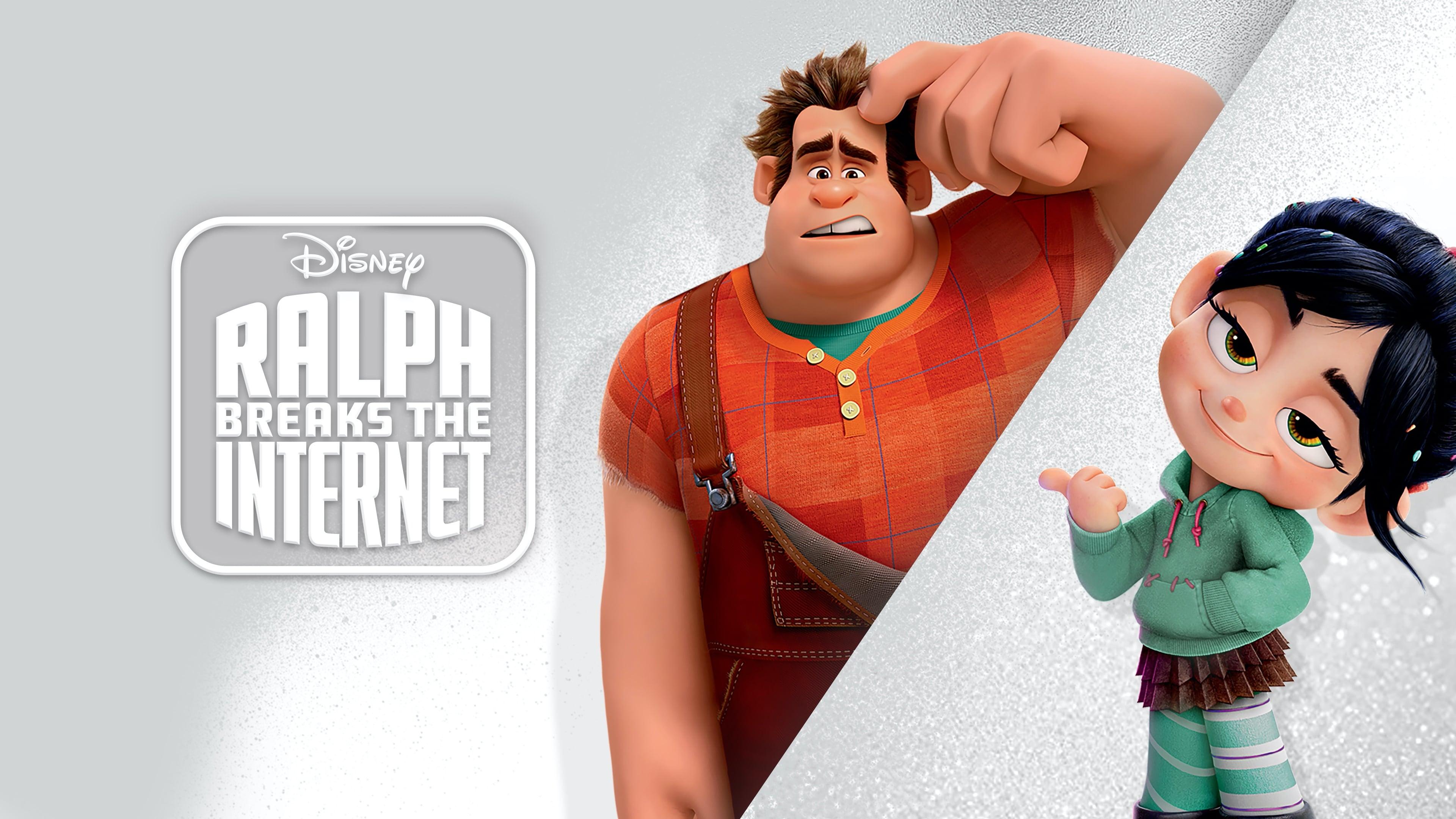 Ралф разбива интернета