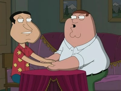 Family Guy Season 8 :Episode 12  Extra Large Medium