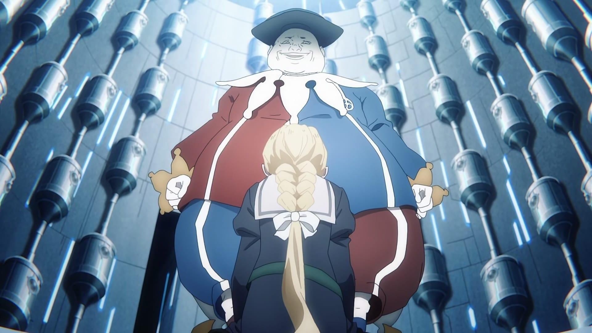 Sword Art Online Season 3 :Episode 20  Synthesis