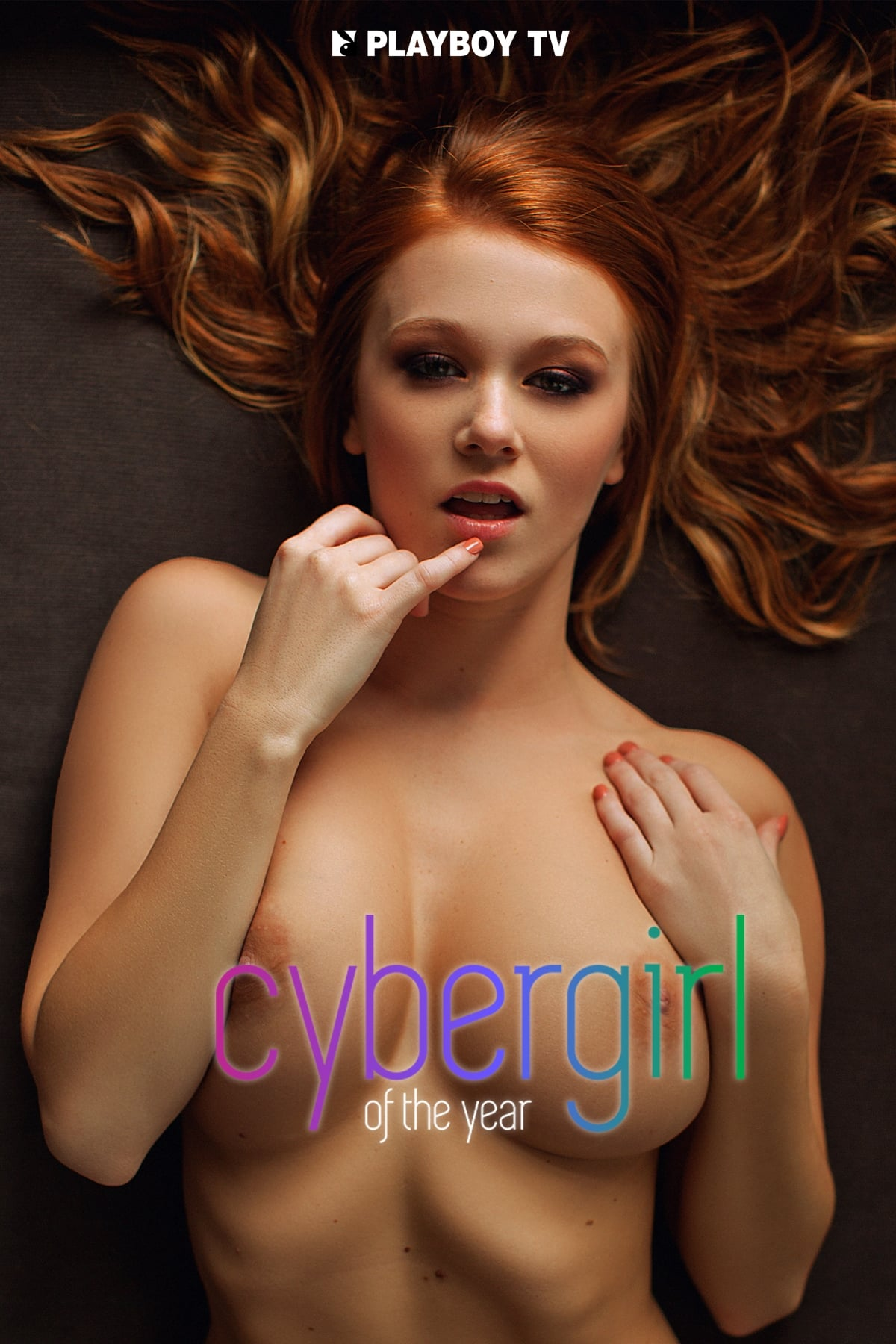 Cybergirl of the Year Poster