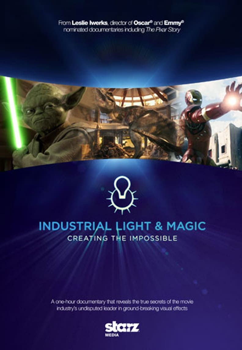 Industrial Light & Magic: Creating the Impossible (2010)