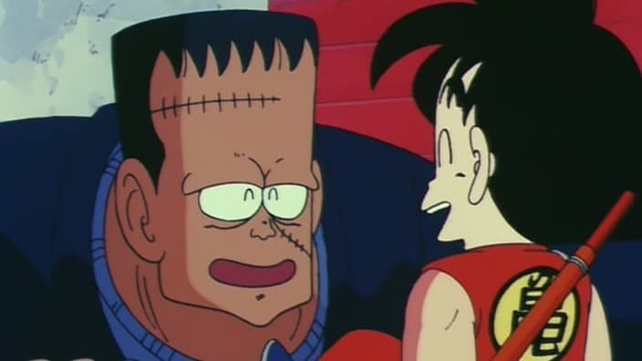 Dragon Ball Season 1 :Episode 39  Mysterious Android No. 8