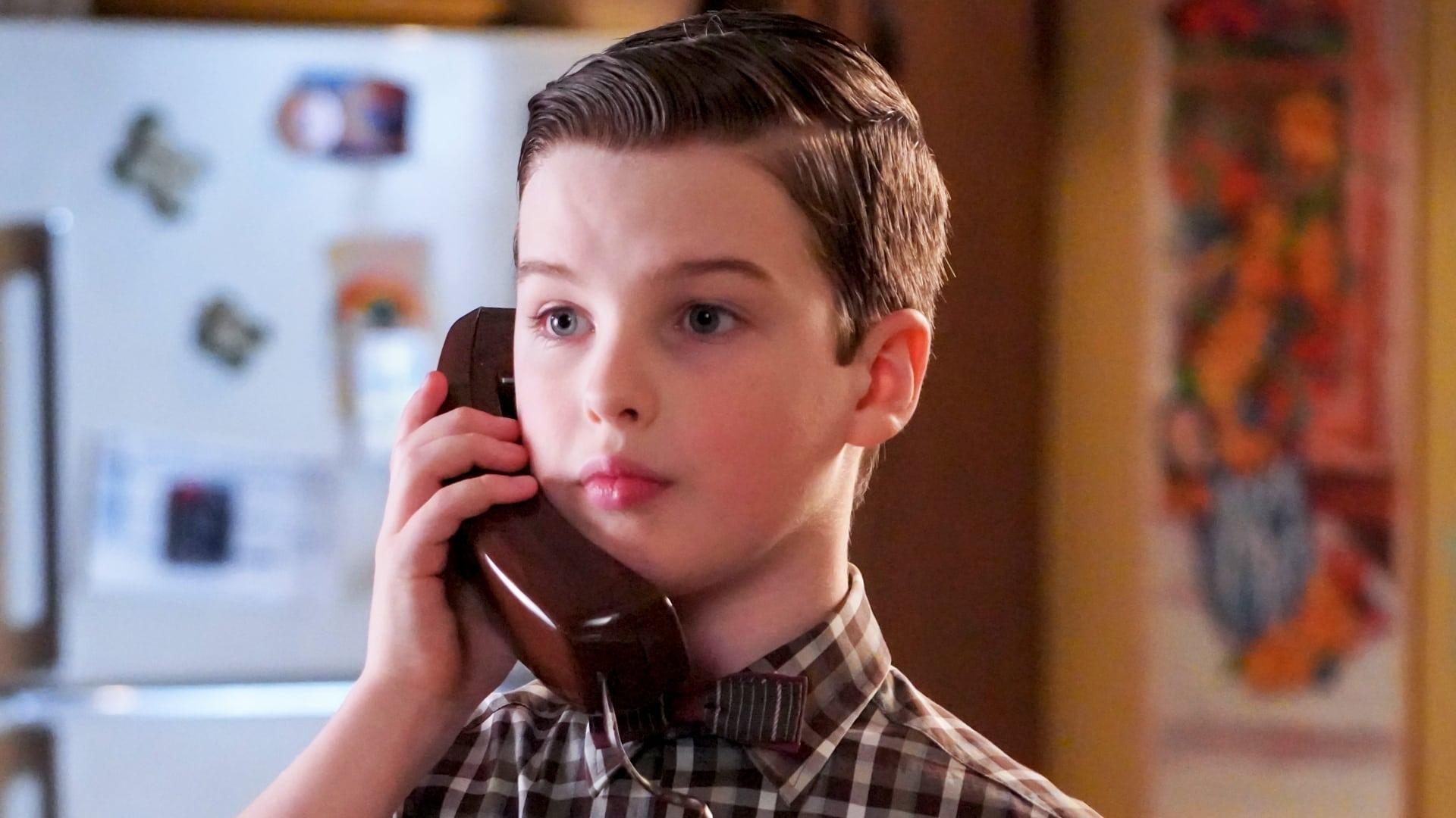 Young Sheldon Season 3 :Episode 17  An Academic Crime and a More Romantic Taco Bell