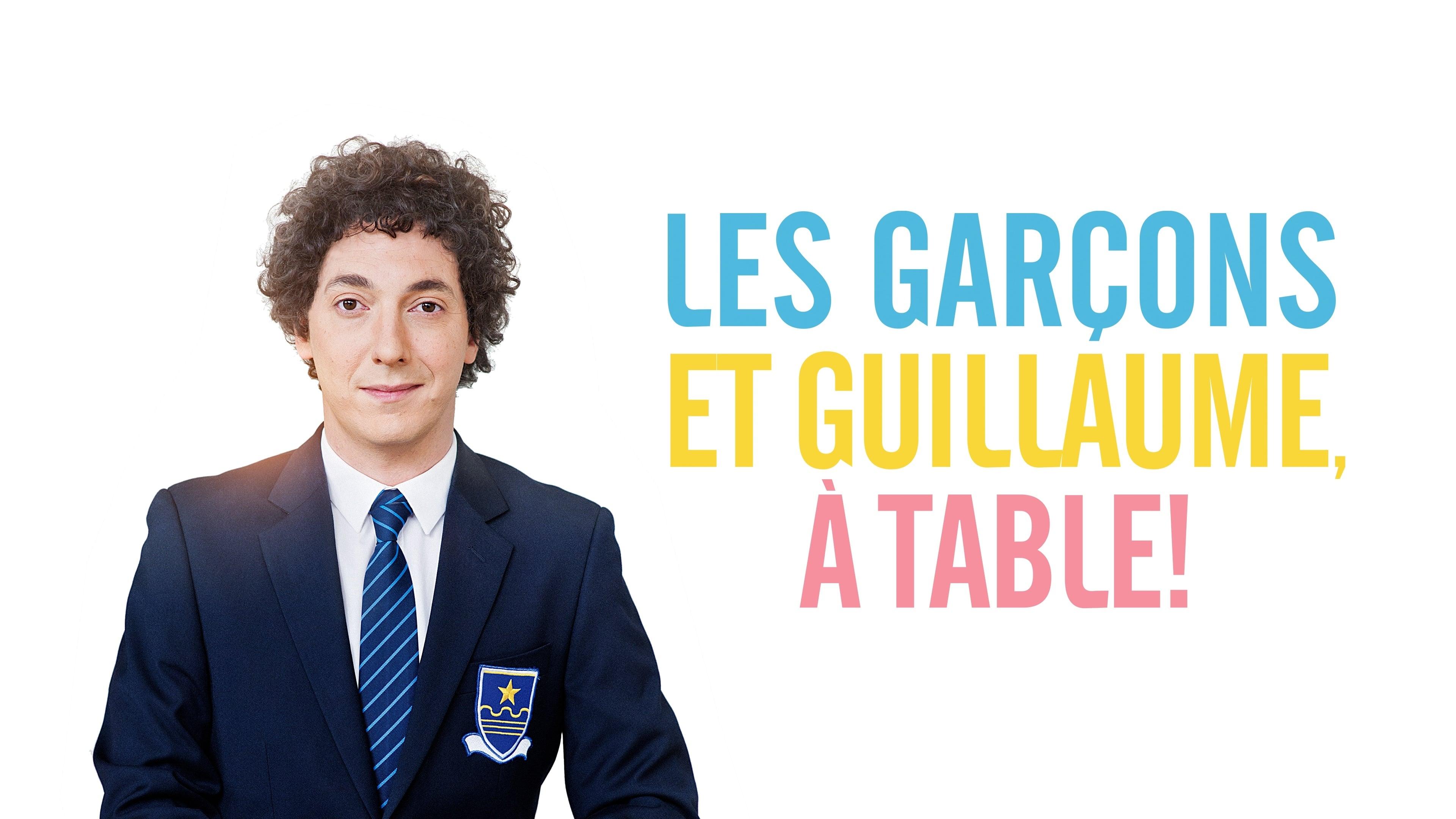 Guillaume y los chicos, ¡a la mesa! (2013)