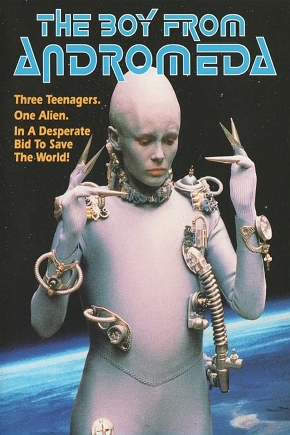 The Boy from Andromeda TV Shows About Spacecraft