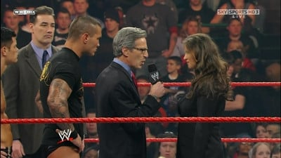 WWE Raw Season 17 :Episode 4  Episode #821