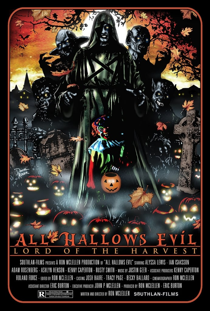 Ver All Hallows Evil: Lord of the Harvest Online HD Español (2012)