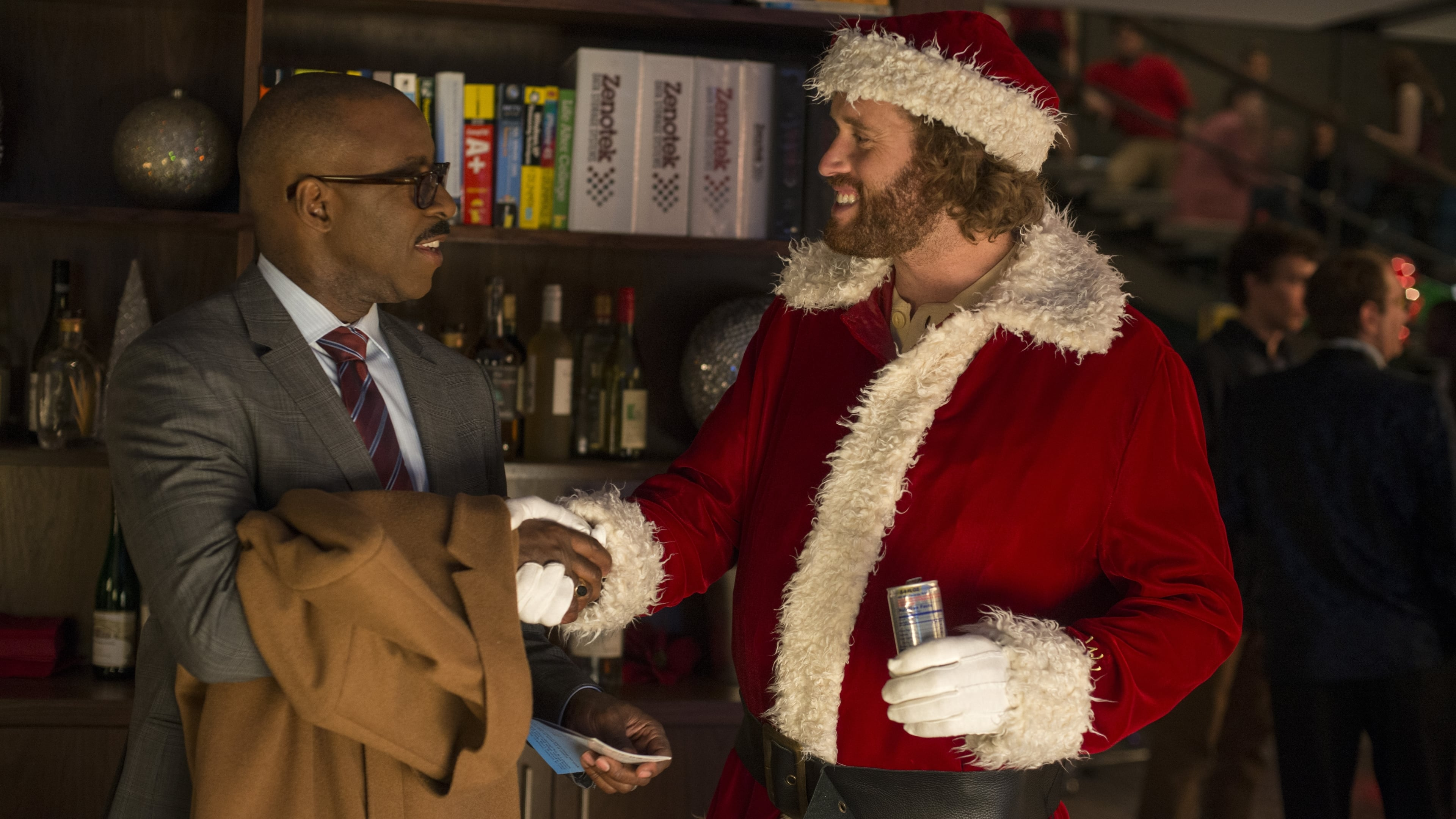 Office Christmas Party wiki, synopsis, reviews - Movies Rankings!