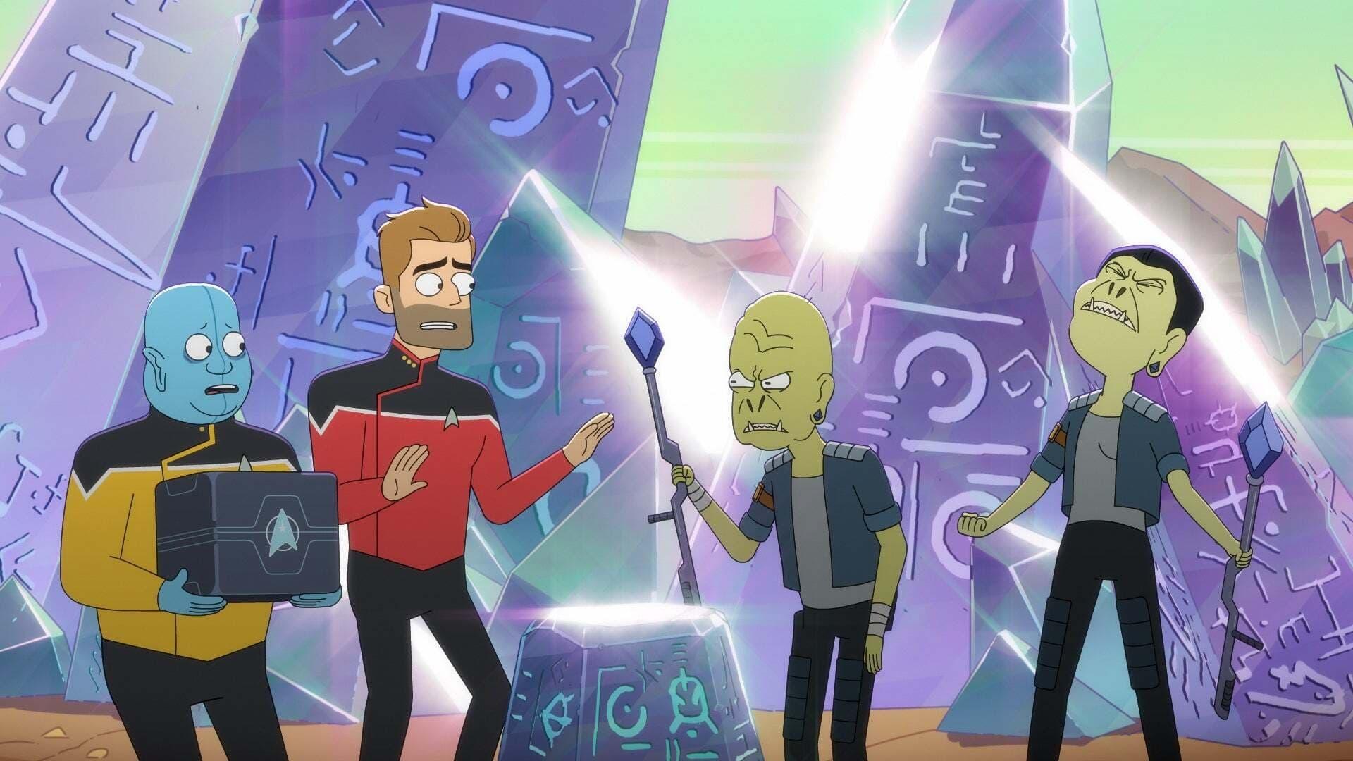 Star Trek: Lower Decks Season 1 :Episode 3  Temporal Edict