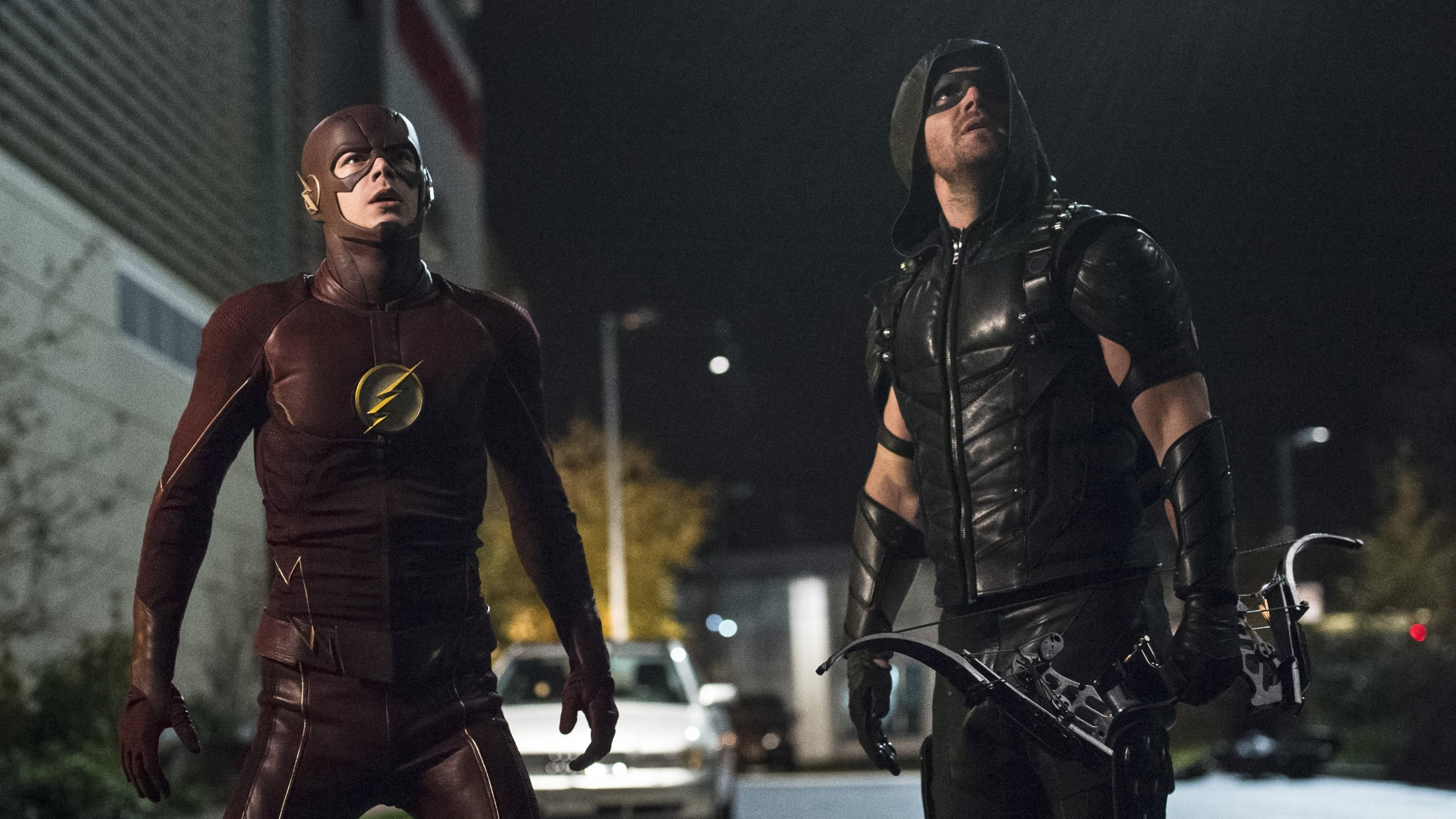 The Flash Season 2 :Episode 8  Legenden der Gegenwart