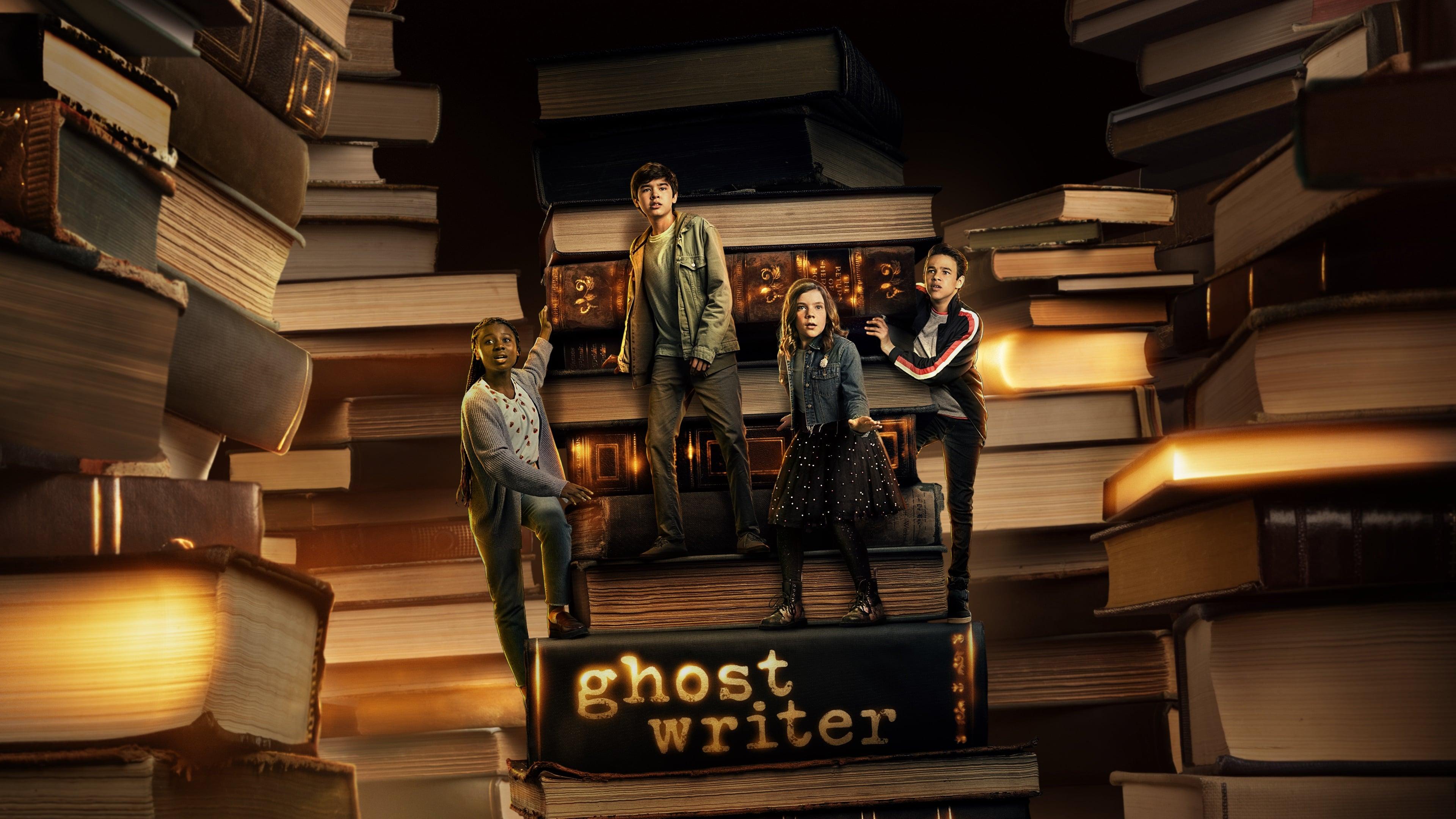 El escritor fantasma (Ghostwriter)