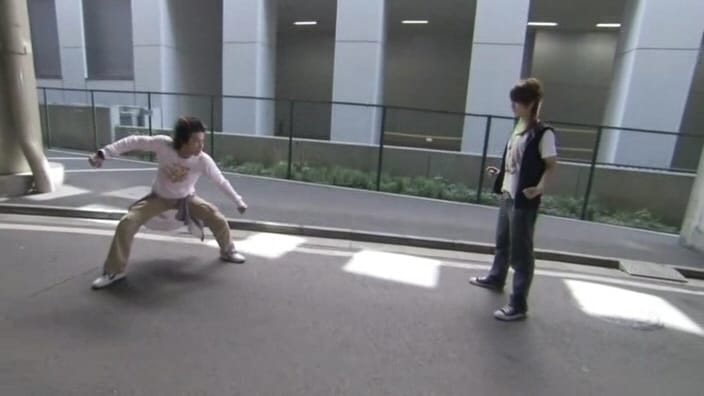 Kamen Rider - Season 17 Episode 19 : That Man, Starts at Zero