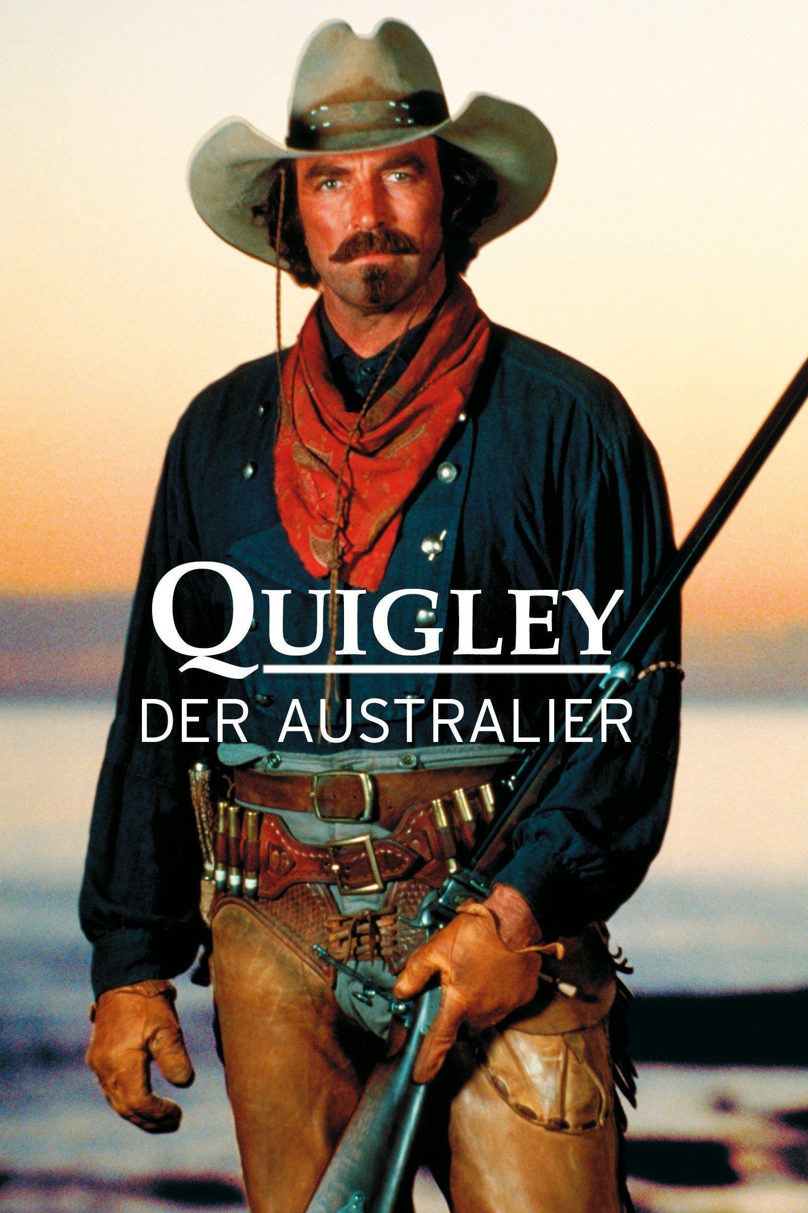 Quigley Der Australier Film