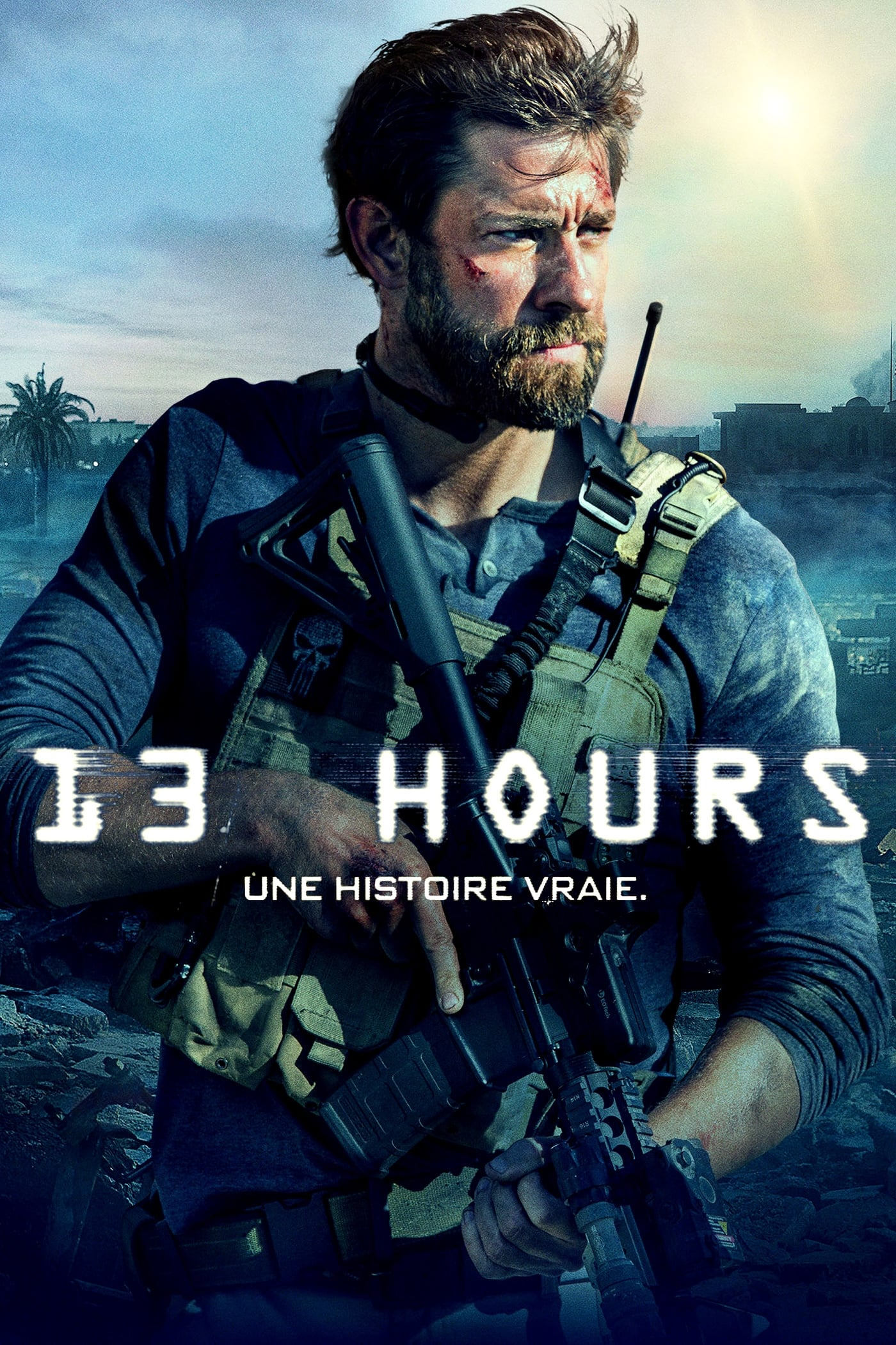 Poster and image movie Film 13 ore: soldatii secreti din Benghazi - 13 Hours: The Secret Soldiers of Benghazi - 13 Hours: The Secret Soldiers of Benghazi - 13 Hours -  2016