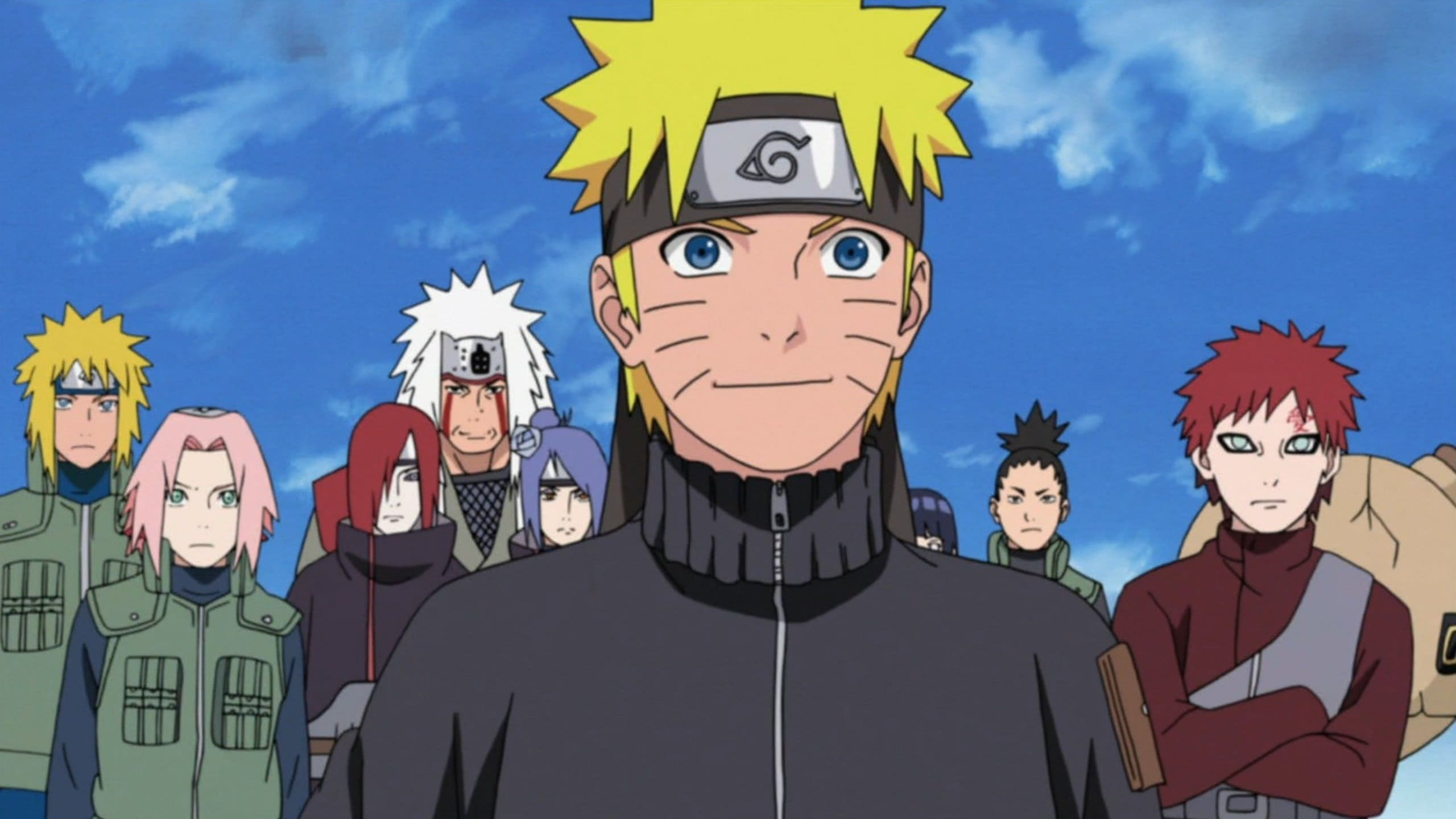 Naruto Shippūden Season 20 :Episode 449  The Shinobi Unite