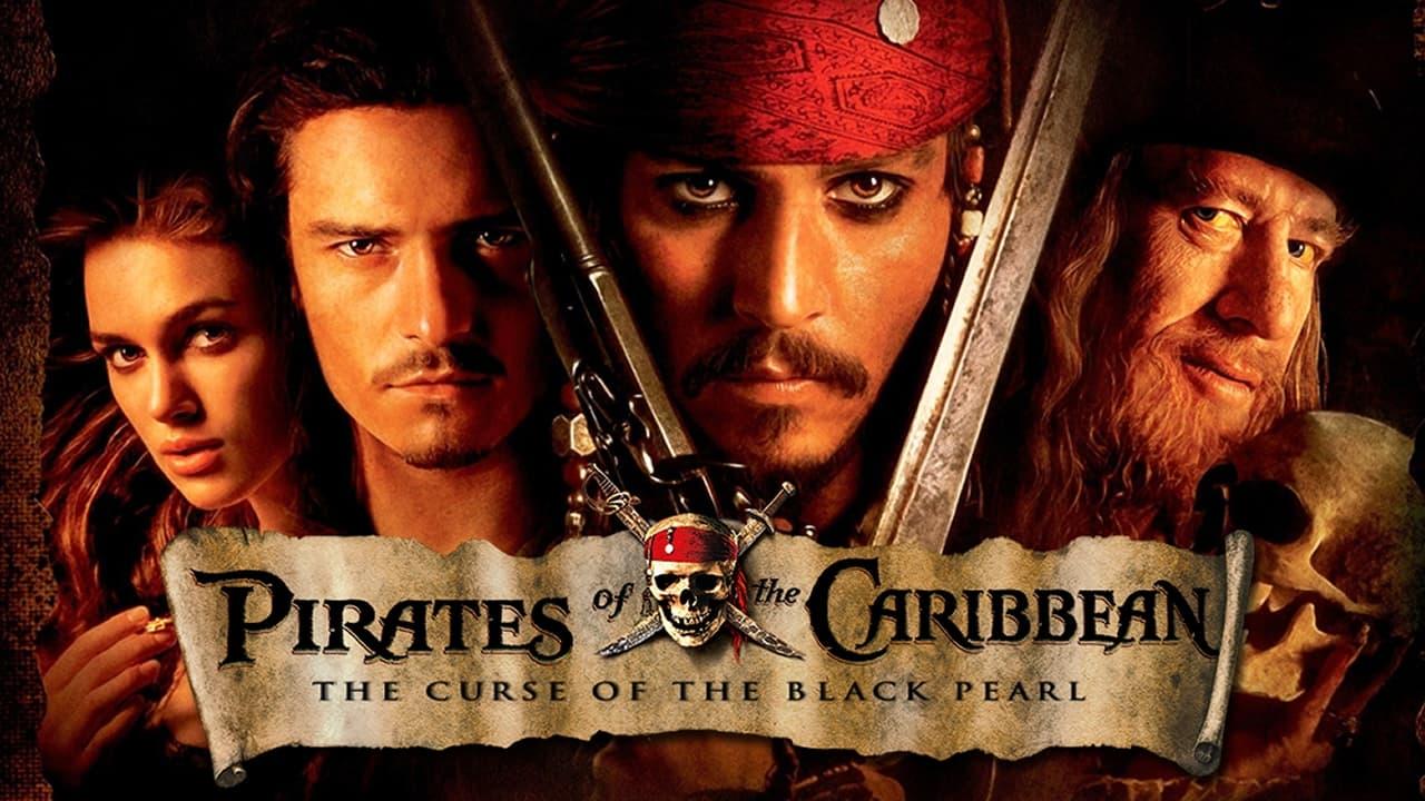 Пираты Карибского моря: Проклятие Чёрной жемчужины (2003)