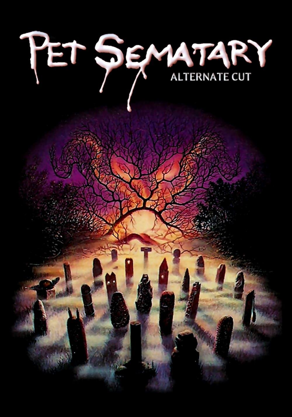 Pet Sematary (1989) - Posters — The Movie Database (TMDb)