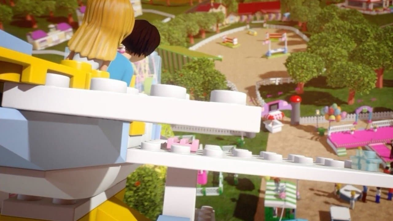 Lego Friends: New Girl In Town