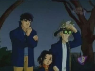 Jackie Chan Adventures Season 3 :Episode 8  Sheep In, Sheep Out
