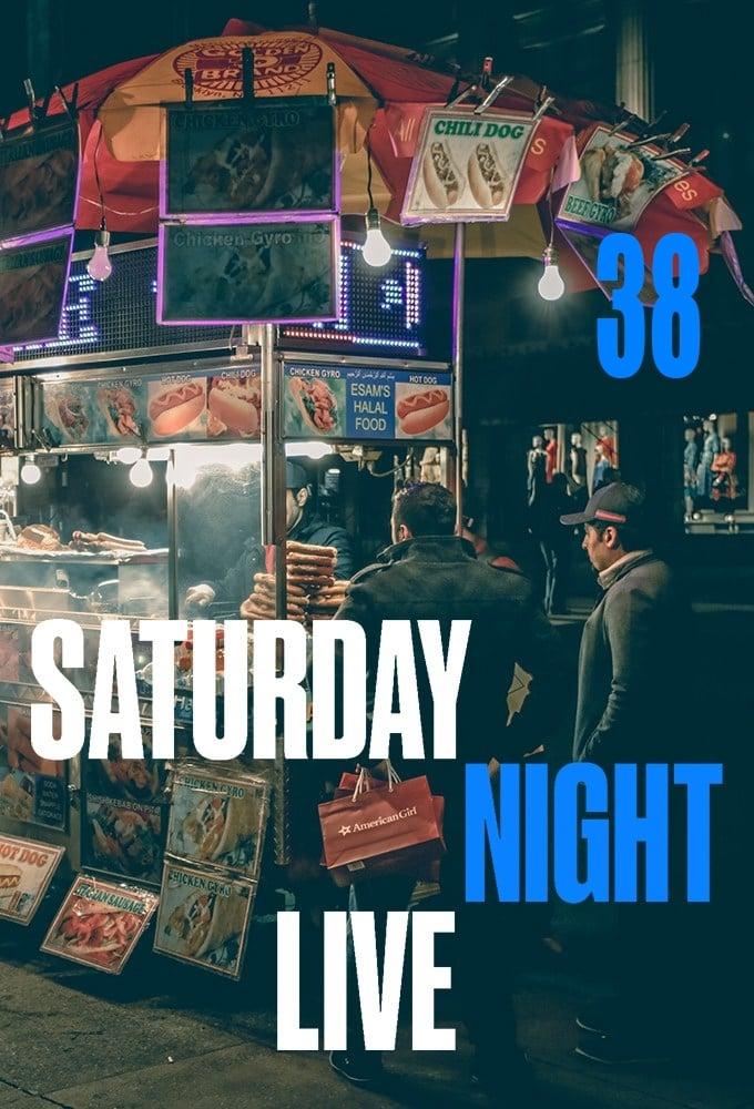 Saturday Night Live Season 38
