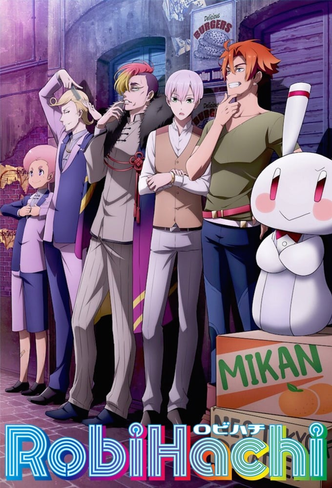 RobiHachi Poster
