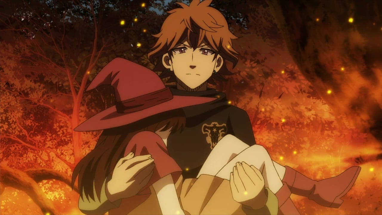Black Clover Season 1 :Episode 58  The Battlefield Decision