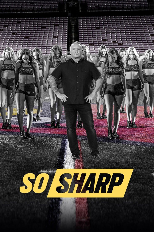 So Sharp Poster