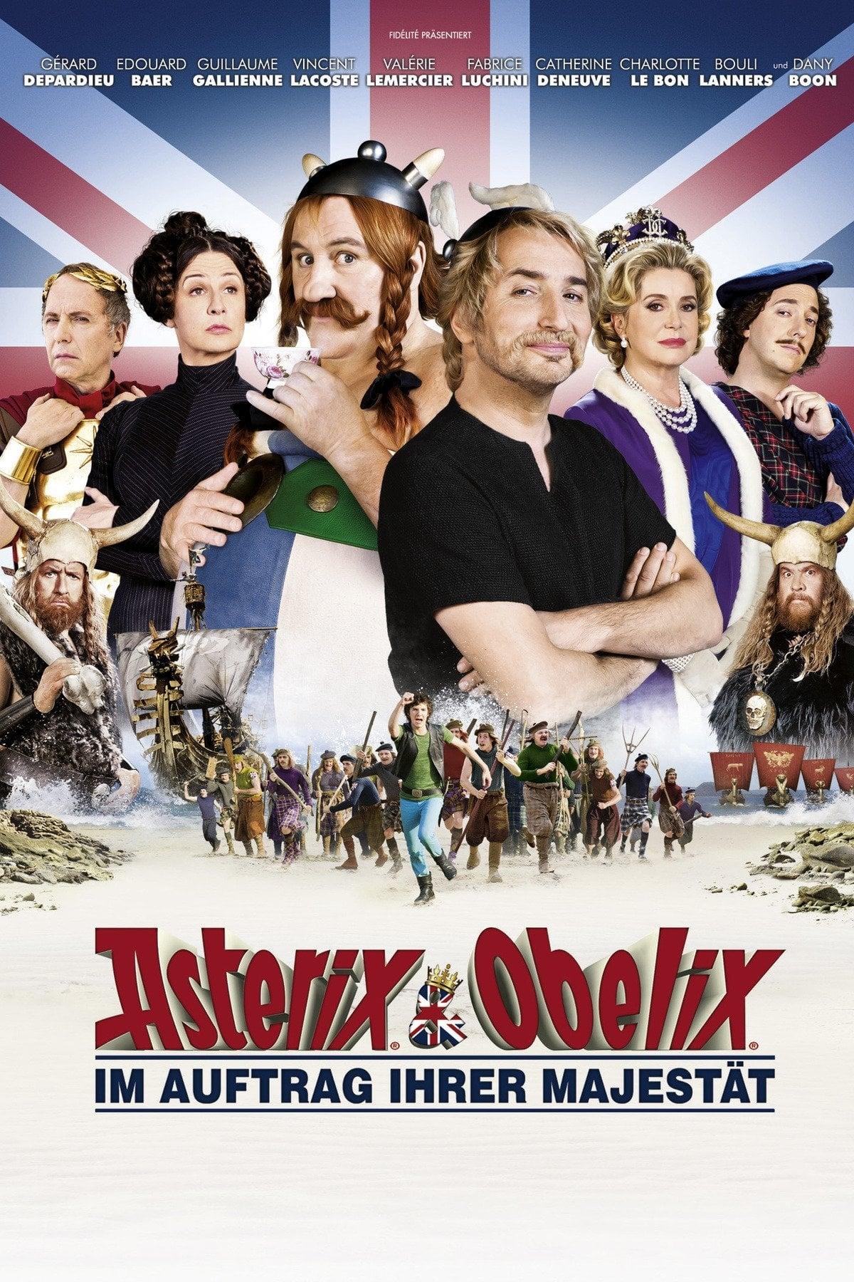 Asterix Im Auftrag Ihrer Majestät Ganzer Film Deutsch