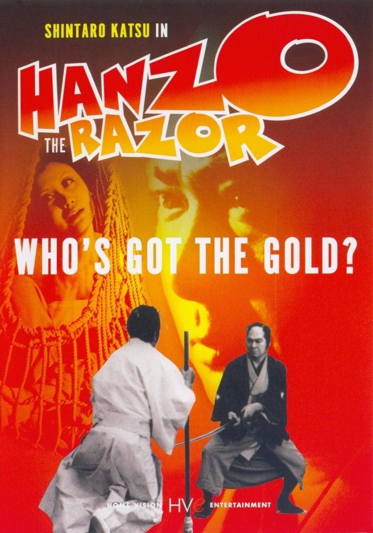 Hanzo the Razor: Who's Got the Gold? (1974)