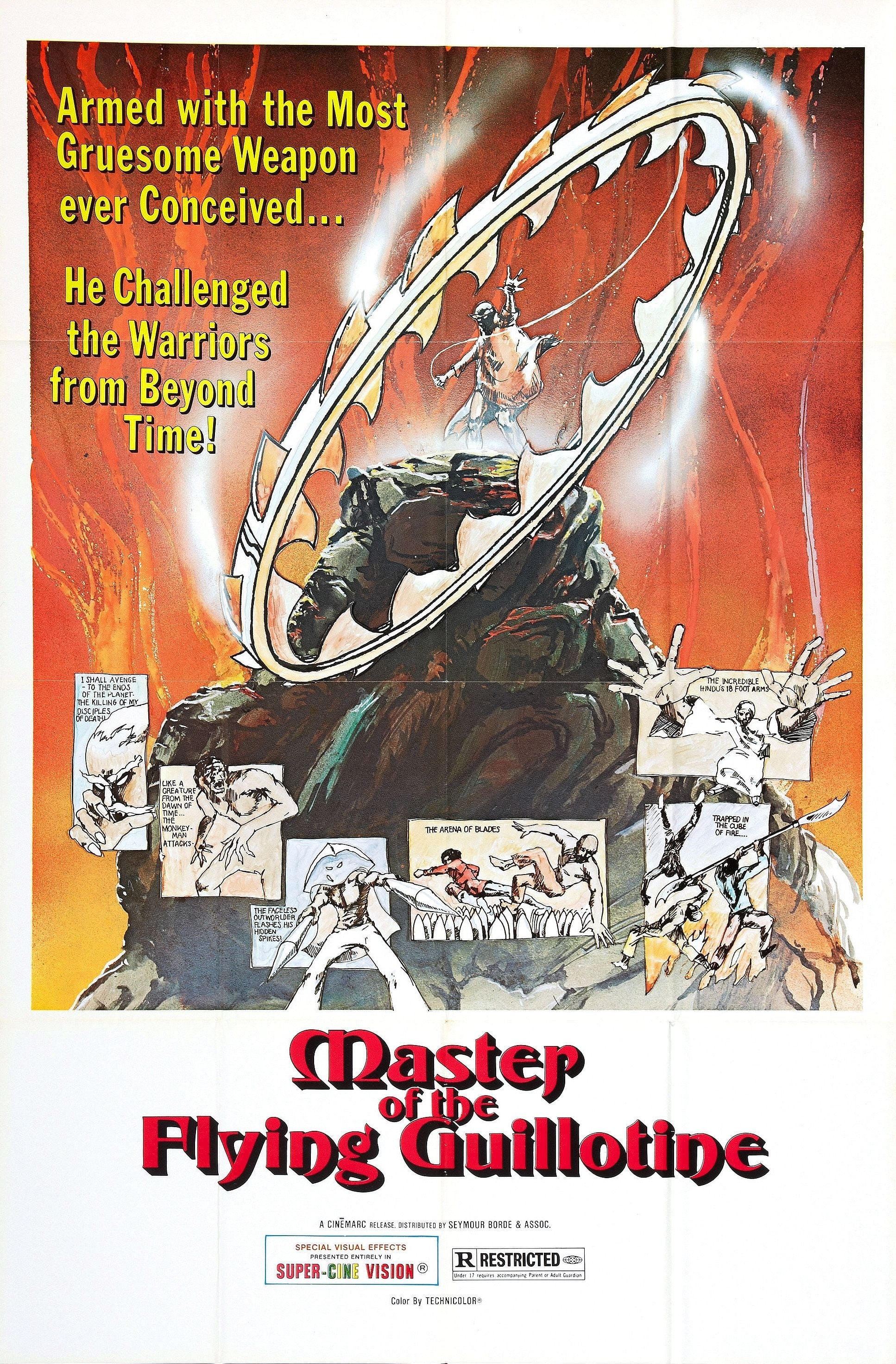 Master of the Flying Guillotine (1976)