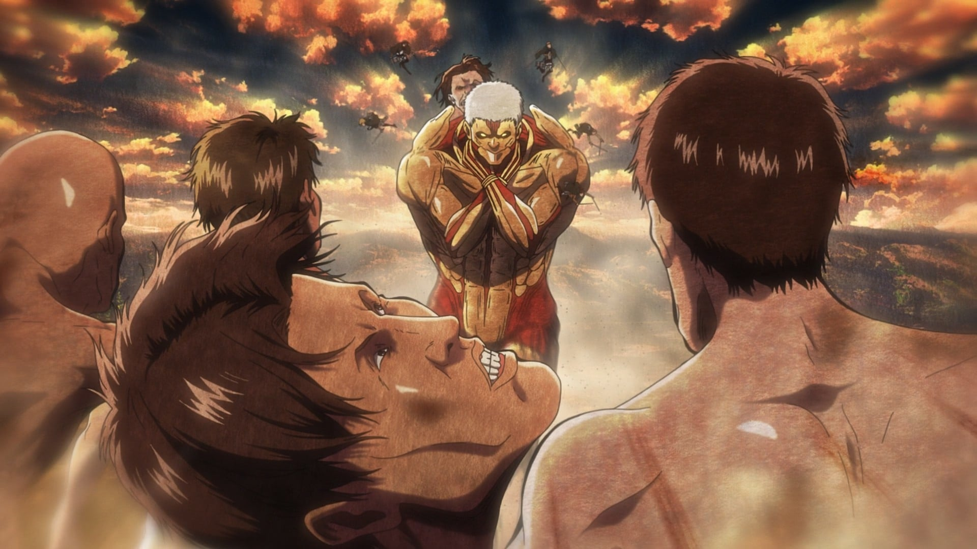 Attack on Titan Season 2 :Episode 11  [36] Charge