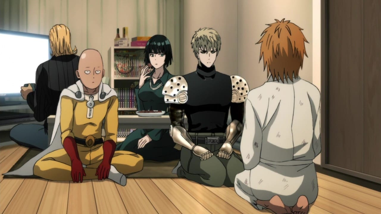Streaming One-Punch Man: S2 - Ep  3 Sub Indo Online