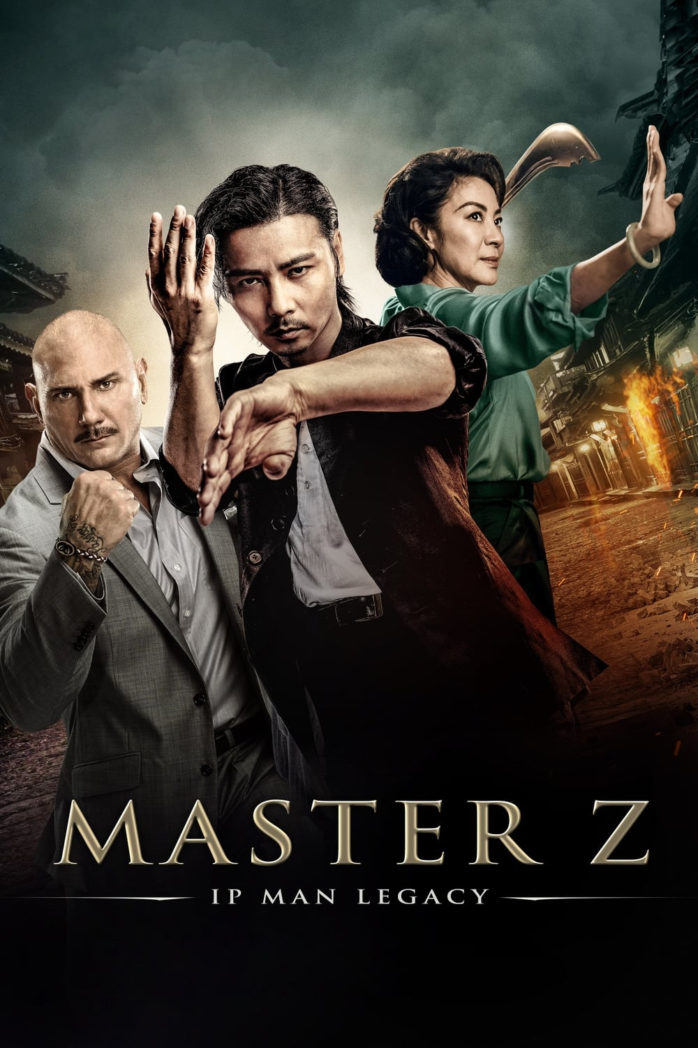 Master Z - Ip Man Legacy (2019) Torrent - BluRay 720p e 1080p Dublado / Dual Áudio Download