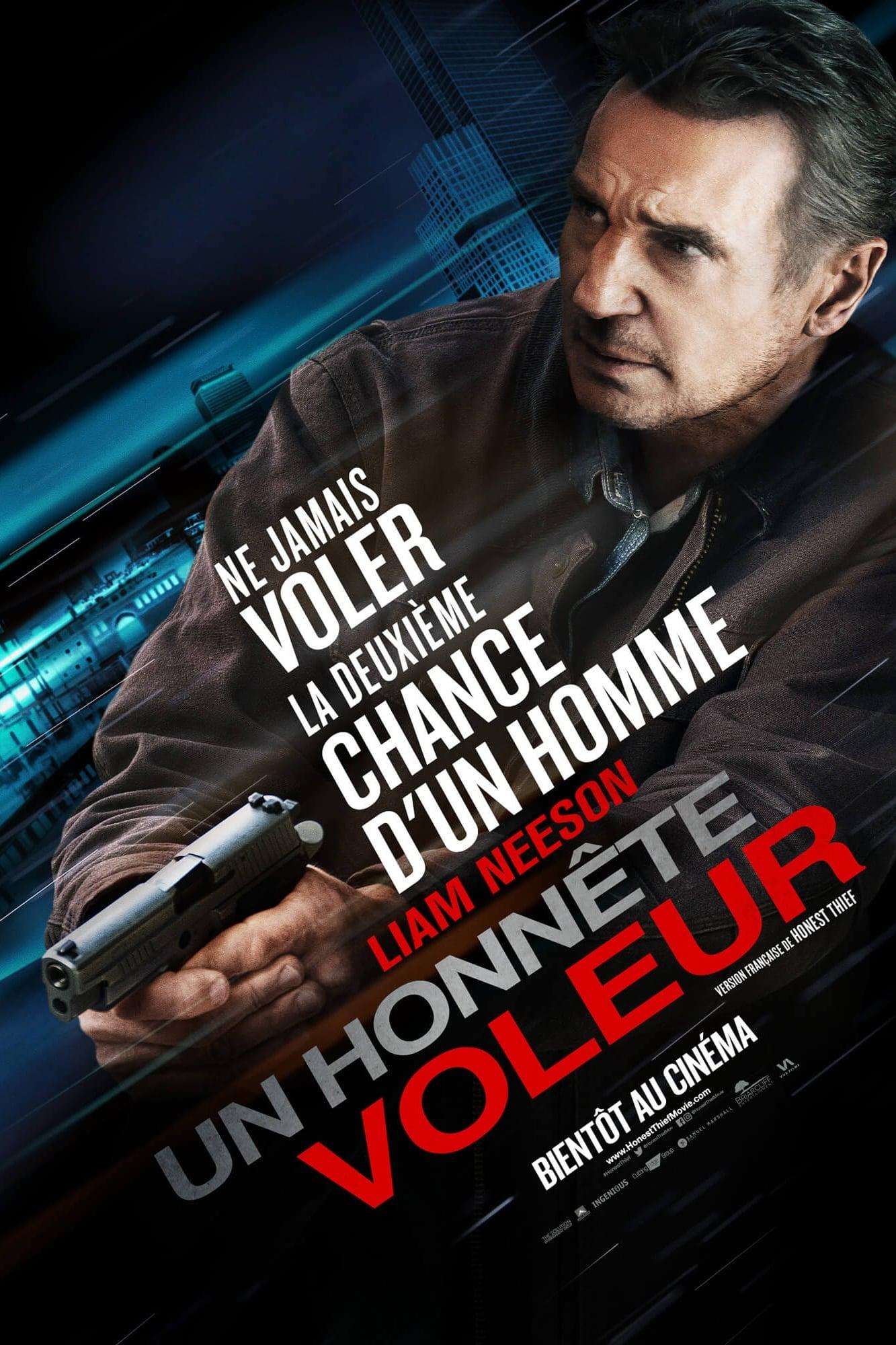 The Good Criminal - Honest Thief (HD CAM) 2020Film streaming gratuit (free)