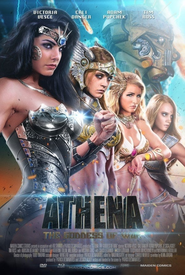 Ver Athena, the Goddess of War Online HD Español (2015)