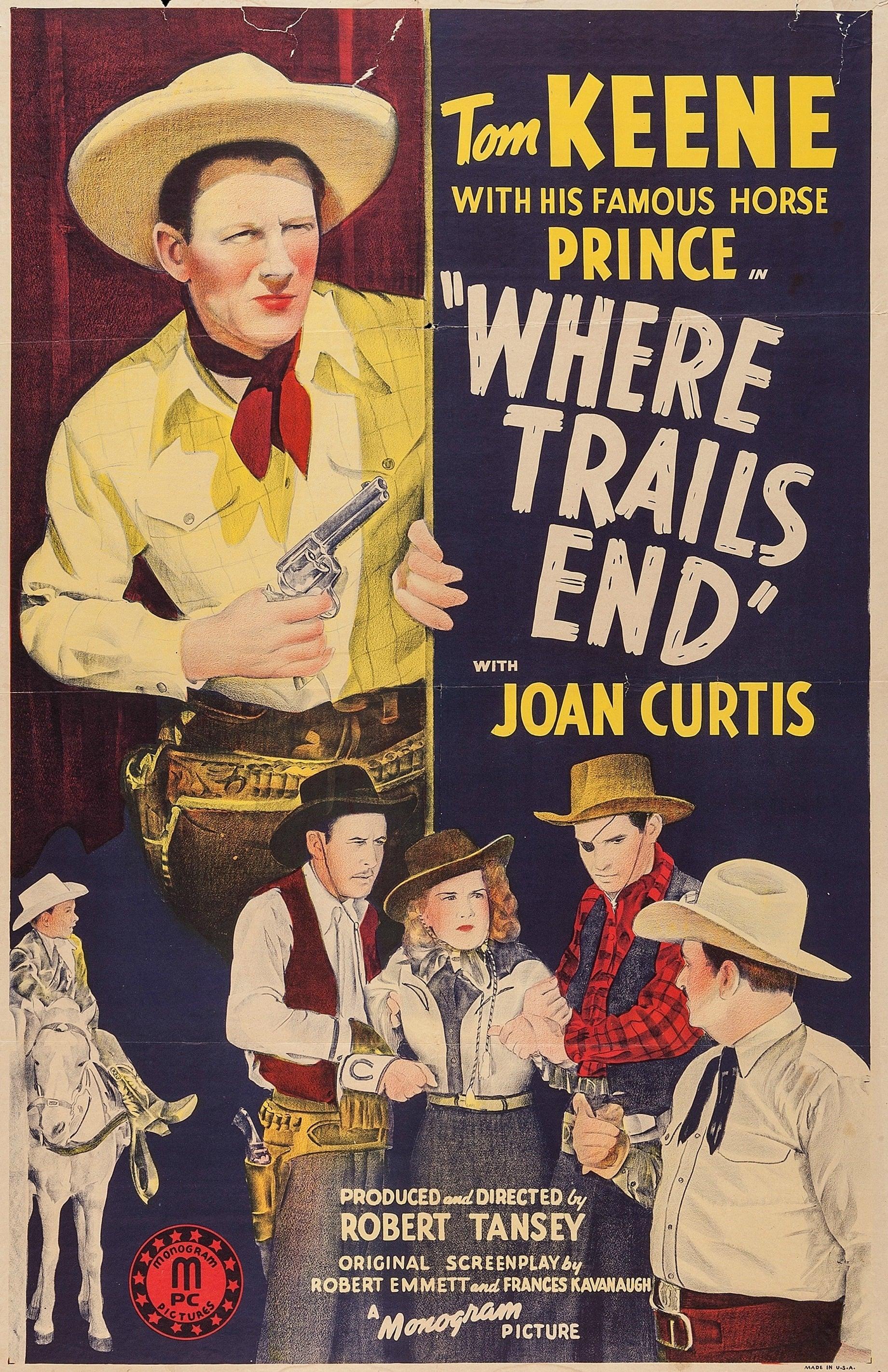 Where Trails End