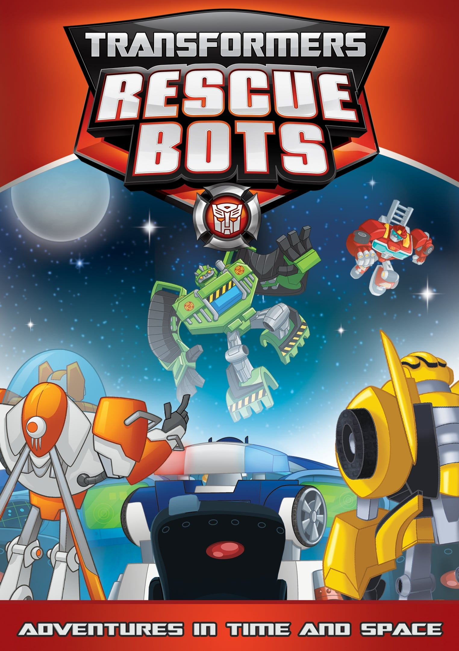 Transformers Rescue Bots: Adventures in Time and Space (1970)