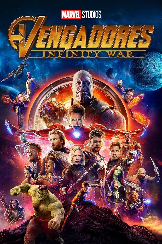 Los Vengadores 3: Infinity War