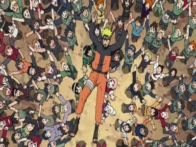 Naruto Shippūden Season 8 :Episode 175  The Hero of the Hidden Leaf