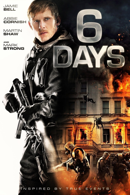 Šešios dienos / 6 Days (2017) online