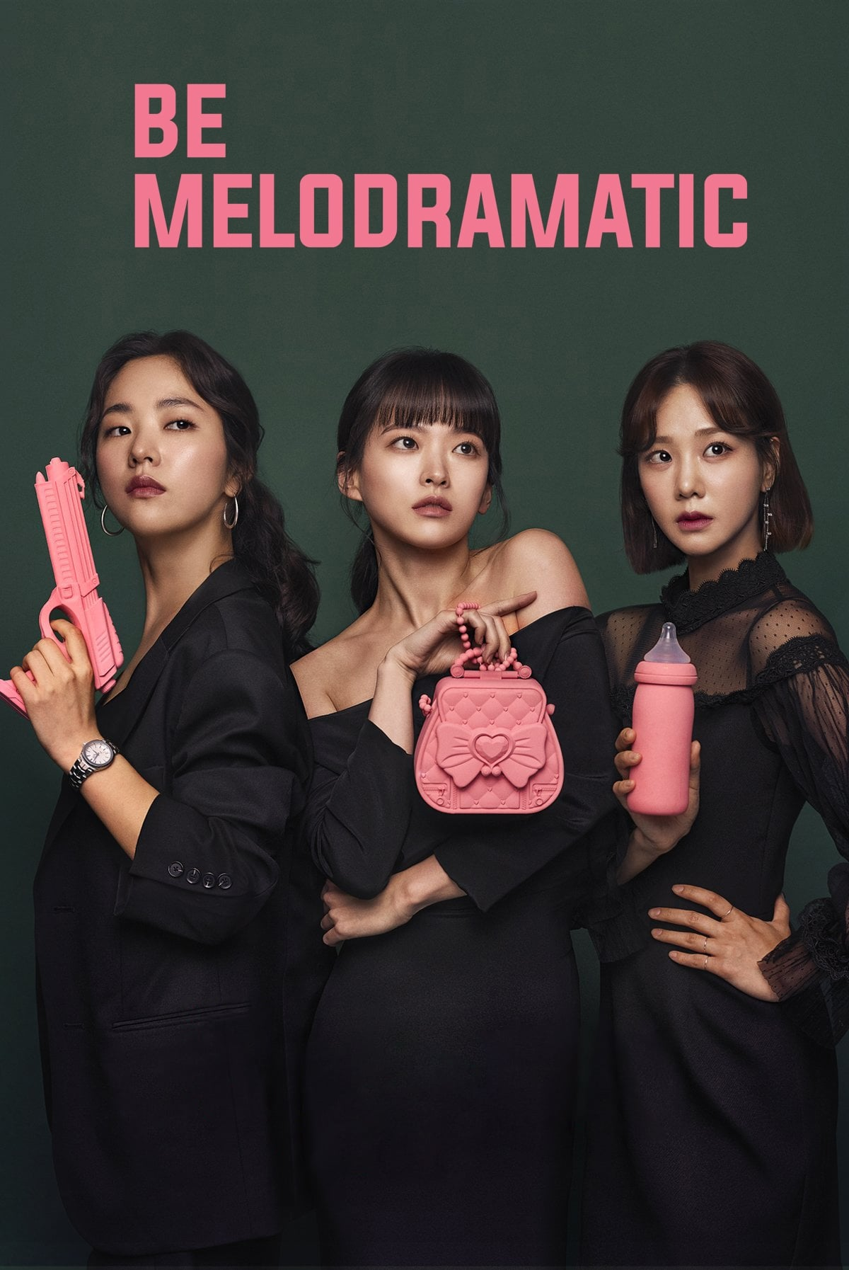 Be Melodramatic (2019)