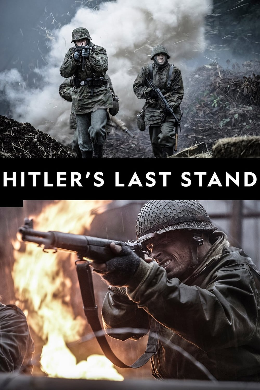 Hitler's Last Stand TV Shows About 1940s