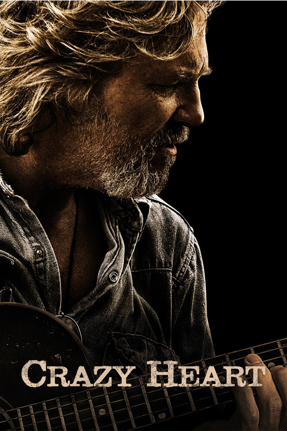 Crazy Heart (2009) - Posters — The Movie Database (TMDb)