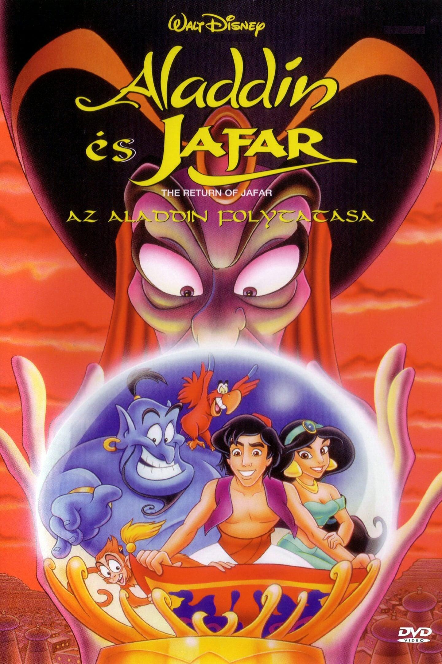 The Return Of Jafar 1994 Movies Film Cine Com