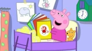 Peppa Pig Season 2 :Episode 34  Bedtime